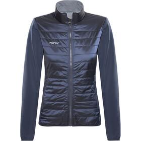 Meru W's Saskatoon Hybrid Jacket Dress Blue